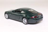 Welly 19762; Jaguar XK Coupe; Dark Green Metallic