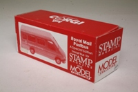 Corgi Classics; 1992 Ford Transit Van; Minibus, Royal Mail Post Bus