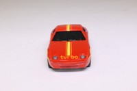 Hot Wheels 5180; Nightstreaker / P-928  / Predator / Porsche 928; Red; 1982 Hot Wheels The Hot Ones