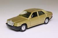 Solido 1506; Mercedes-Benz 190; Metallic Gold