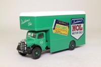 Corgi Classics C953/6; Bedford O Series Pantechnicon; Duckhams Motor Oils; White/Green