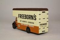 Corgi Classics 97086; Bedford O Series Pantechnicon; Freeborns, North London