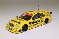 Minichamps 400 043408; Mercedes-Benz C-Class DTM; 180 AMG; 1994 Team Zakspeed, J v.Ommen