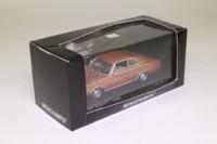 Minichamps 430 046122; 1966 Opel Rekord C Coupe; Bronce Metallic, Bronze