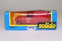 Solido 42; Renault 4 Van; Ville de Paris