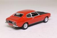 Minichamps 430 085802; Ford Capri Mk1; 1972, RS2600, Red, Black