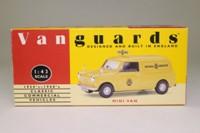 Vanguards VA14002; Austin Mini Van; AA Patrol Service