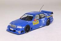 Minichamps 430 953424; Mercedes-Benz C-Class DTM; 1995, Ruch Motorsport, G Ruch, RN24