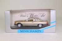 Minichamps 430 033422; 1972 Mercedes-Benz 450 SLC; Metallic Gold