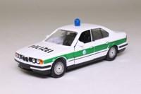 Schabak 1152; 1988 BMW 535i Sedan (E34); Polizei, German Police, Bavaria