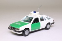 Gama 1170; 1981 Opel Ascona C; Polizei, German Police