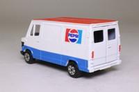 Corgi 576; Mercedes-Benz Van 207D; Pepsi