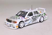 Minichamps MIN 933151; Mercedes-Benz 190; Evo 2, 1993 Langstrekenpokal, Manthey, Richter; RN300