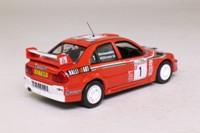 DeAgostini Mitsubishi Lancer; EVO VI; 1999 New Zealand Rally; Tommi Makinen, Risto Mannisenmäki