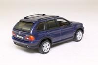 Anson 80808; 1999 BMW X5 SUV (E53); Dark Metallic Blue