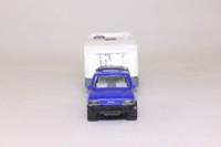 Siku 2532; Car and Touring Caravan Set; Opel Frontera Softback
