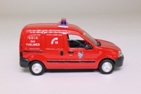 Solido 1545; 1998 Renault Kangoo; Fire Service, Pompiers