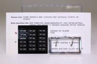 Corgi Classics 96850; Morris Minor Pick-Up; Wimpey; Yellow/Black