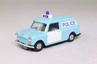 Corgi Classics 96951; BMC Mini Van; Police Panda Van
