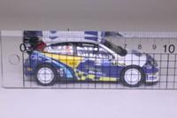 DeAgostini; Ford Focus WRC; 2005 Mexico Rally; Daniel Solà & X Amigo
