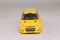 Cararama 00432; 2000 Ford Focus WRC; Yellow