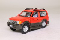 Cararama 00143; Toyota RAV4; Bright Red