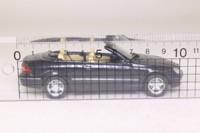 IXO; 2005 Mercedes-Benz CLK 350 Cabriolet; Open Top, Black, Tan Interior