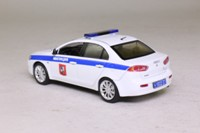 Vitesse 29257; 2007 Mitsubishi Lancer Evolution X; Moscow Police