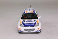 Vitesse SKM178; Ford Focus WRC; 2001 Rallye de Portugal, R Madeira, F Prata, GALP Energia, RN24