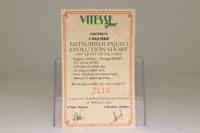 Vitesse VMC99014; 1999 Mitsubishi Pajero Pinin; Evolution, Light Metallic Grey