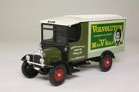 Corgi Classics C859/8; 1929 Thornycroft Van; Volvolutum Mrs V Soap