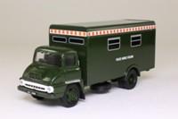 Corgi Classics 30307; Ford Thames Trader; Police Mobile Column Control Unit