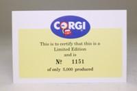 Corgi Classics 97914; Scammell Scarab; Artic Tilt Trailer, BRS Parcels Service