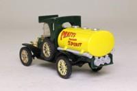 Corgi Classics C864; 1915 Ford Model T Tanker; Pratts Motor Spirit