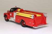 Corgi Classics 98450; Mack B Series Fire Pumper; Chicago Fire Dept, Closed Cab