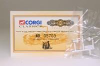 Corgi Classics 16001; Scammell Highwayman; Ballast & Trailer, Jameson's Whiskey