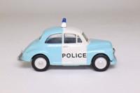 Corgi Classics 96759; Morris Minor Saloon; Merthyr Tydfil Police Panda EMB327F