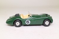 Corgi Classics C870/1; Jaguar XK120 Roadster (1:36); Racing, RN6