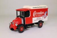 Corgi Classics C906/9; 1920 Mack AC Van; Carnation Farm Products