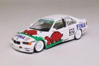 Minichamps 430 942032; BMW 318i Touring Car; 1994 ADAC TW Cup, Fina, T Tassin, RN32