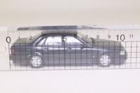 Minichamps 10001; 1988 Audi V8 Quattro; Indigo Metallic