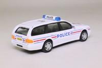 Cararama 21000; Mercedes-Benz C Class Estate; French Police National