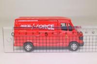 Corgi 91670; Mercedes-Benz Van 207D; Parcel Force; Royal Mail