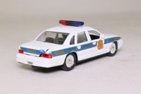 Road Champs 6430-28; 1998 Ford Crown Victoria; Washington DC Metropolitan Police