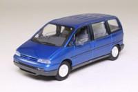 1994 Peugeot 806 MPV; Bright Blue; Century of Cars; Solido