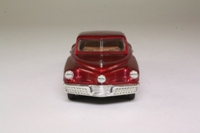 Dinky by Matchbox DY-11; 1948 Tucker Torpedo; Burgundy Metallic