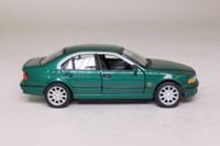 Cararama 1995 BMW 528; Dark Green, Opening Doors