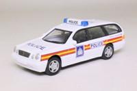 Cararama 02500; Mercedes-Benz E Class Estate; Metroploitan Police