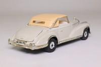 Corgi Classics 806; 1956 Mercedes-Benz 300 SC Convertible; Soft Top, Cream, Tan