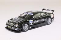 Auto Art 60134; Mercedes-Benz CLK DTM 2000; Marcel Fassler, Warsteiner AMG, RN6